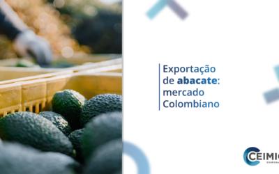 Exportação de abacate: mercado colombiano