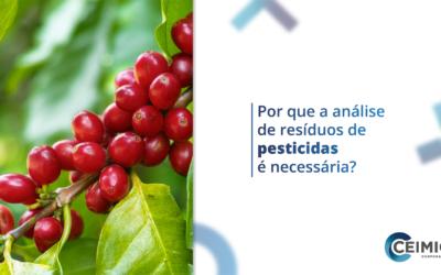 Por que a análise de resíduos de pesticidas é necessária
